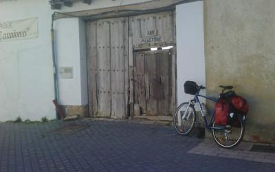 Circuit à vélo sur le Chemin de St Jacques de Compostelle