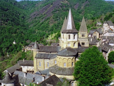 De Nasbinals à Conques