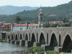 Randonnée liberté sur le chemin Portugais