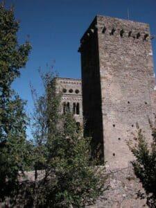 Chemin de St Jacques de Compostelle en Catalogne
