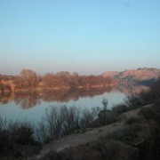 Le long du fleuve Ebre, en Aragon