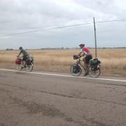 En vélo entre Burgos et Léon