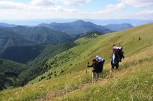 Ce chemin de St Jacques traverse des paysages naturels, parmi les plus sauvages et mieux conservés d'Europe.