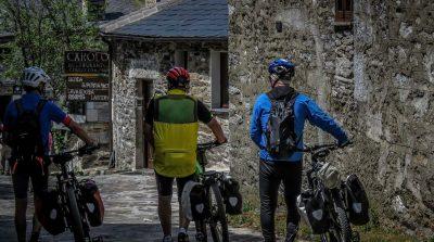 Camino Santiago à vélo