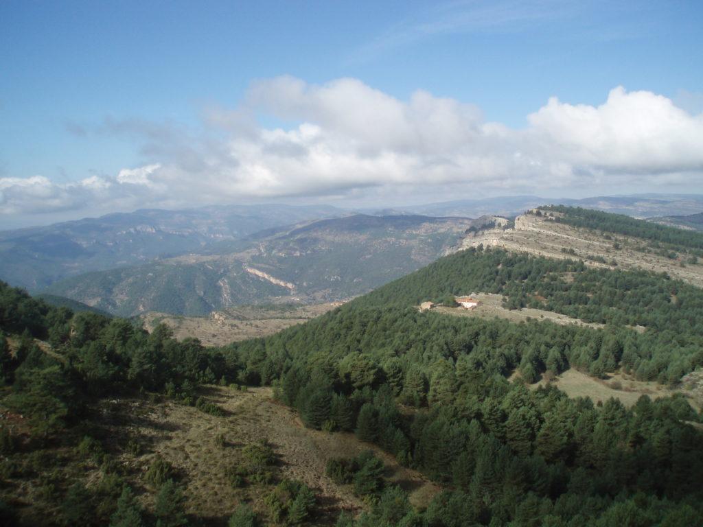 chemin de Castellon