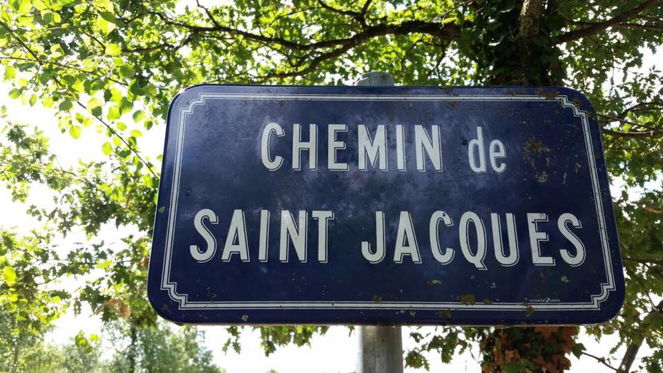 randonnée St Jacques en France