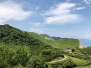 camino del norte compostelle