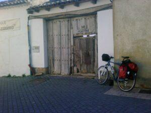 st jacques vélo Espagne